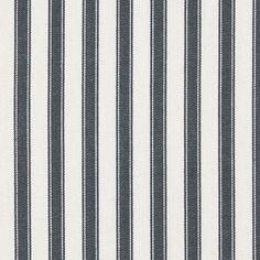 Eastpoint Ticking - Flint - Left Bank - Fabric - Products - Ralph Lauren Home - RalphLaurenHome.com