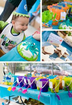 under_the_sea_party_details by chickabug, via Flickr