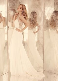 Bridal Gowns, Wedding Dresses by Hayley Paige - Style HP6557