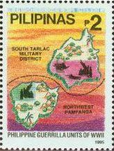 Stamp: Guerrilla Units of World War II (Philippines) Mi:PH 2577