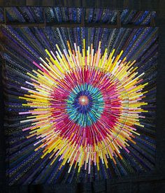 Blind Quilter Makes Quilts in TX, Diane Rose in Waco ~ Texas