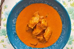 Michael Van de Elzens butter chicken recipe, NZ Womans Weekly – This is my take on New Zealandamprsquos most popular curry I found many butter chicken curries were just too sweet and lacking in spice or flavour - Eat Well (formerly Bite) Butter Chicken Curry, Gluten Free Chilli, Vegetable Puree, Meals For The Week, Wells, Curries, Chicken Recipes, Yummy Food, Spice