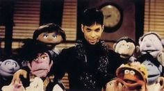 Prince on The Muppets