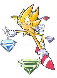 Super Sonic by TrebleEXE