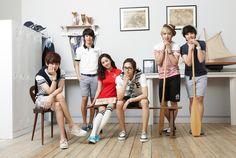 Korean Pop Idol Musician B1A4