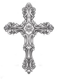 Image Result For Black And White Cross Clipart Desenhos Para Tatuagem De Cruz Tatuagem Cruz No Braco Tatuagens De Cruz Celta