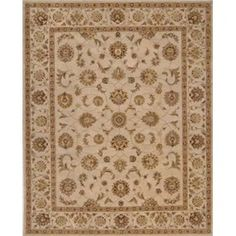 Nourison Heritage Hall He08 | Abbey Carpets Unlimited Design Center | napa.buyabbey.com | #napaabbey