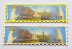 Lourdes Magnets of the Sanctuary Magnets, Decor, Decoration, Decorating, Deco