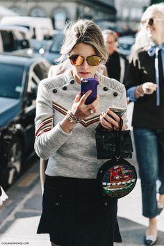 Parisienne: Brow-Bar Sunglasses