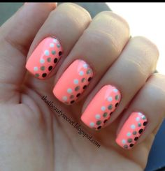 Cute, easy nails!