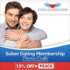 Use promo code PEACE for 15% off any membership! Happy to report our sober dating website has over 5,000 users now. https://singleandsober.com/ #sobriety #sober #cleanandsober #soberlife #soberissexy #sobermovement #partysober #drugfree #date #datenight #dating #onlinedating #romance #love #romantic #singleandsober #odaat #recovery