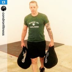 #Repost from #Hyperwear's Director of Education and National Accounts! #SandBell