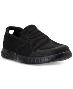 Skechers Men's On the Go Glide Casual Sneakers from Finish Line - Black 10.5