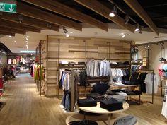 Esprit store by CRi Cronauer + Romani & Esprit Architects, Kaiserslautern – Germany fashion