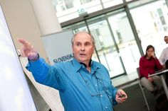 Richard Pordes (USA) - Masterclass 2012 - Začíname s programom individuálneho darcovstva | Starting an Individual Fundraising Program