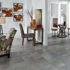 Luxury Vinyl Tile Flooring Inspired By The Picturesque