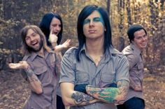 Showbread. The whole group.