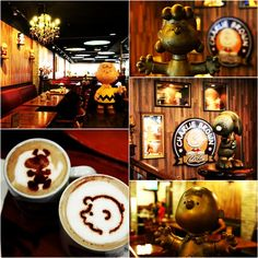 Many themed cafes opened recently but don't forget the Charlie Brown Cafe, which is one of the earliest themed cafes in Hong Kong!  Address: G/F-1/F, 58-60 Cameron Rd, Tsim Sha Tsui, Kowloon, Hong Kong.#allabouthongkong