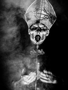 Papa Emeritus - Ghost