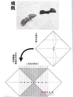 origami eagle 1