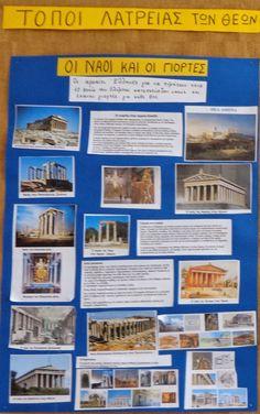 ΓΝΩΣΗ: «ΟΙ 12 ΘΕΟΙ ΤΟΥ ΟΛΥΜΠΟΥ» Mythology, Teaching, Frame, Hue, Picture Frame, Education, Frames, Onderwijs, Learning