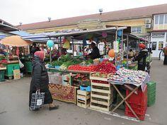 Market in Kaliningrad