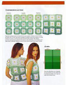 como hacer minitelar cuadrado - Revistas de manualidades gratis Loom Flowers, Hippie Crochet, Picasa Web Albums, Dory, Beach Mat, Decoupage, Outdoor Blanket, Step By Step, Crafts