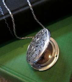 I've always wanted a locket.