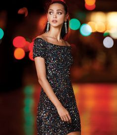 Shop for Gianni Bini Zoe Confetti Off the Shoulder Dress at Dillards.com. Visit Dillards.com to find clothing, accessories, shoes, cosmetics & more. The Style of Your Life.