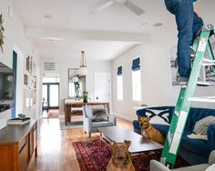 CFL VS. LED + Color Temperature + Getting it Right (Finally!) by Ace Blogger @yellowbrickhome