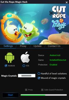 Download Cut the Rope: Magic Hack Unlimited Magic working 2017. New cheats: Cut the Rope: Magic Hack Unlimited Magic. Cut the Rope: Magic Hack Unlimited Magic online developed for gamers.
