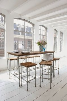 Amazingly stylish furnishings from old pipes – vintage chic
