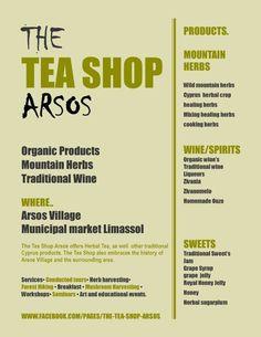 The Tea Shop - About