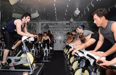 SoulCycle: The Fitness Trend Celebs Can't Get Enough Of