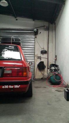Bmw car e30 touring roofrack 325i