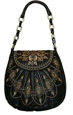 Isabella Fiore Liz Tattoo Handbag - Purses, Designer Handbags and Reviews at The Purse Page