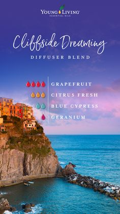 Young Living 235242780524132699 - Replace Your Expensive Candles with Diffuser Blends Yl Essential Oils, Essential Oil Diffuser Blends, Young Living Essential Oils, Yl Oils, Young Living Oils, Aromatherapy Oils, Aromatherapy Recipes, Grapefruit, Dreams
