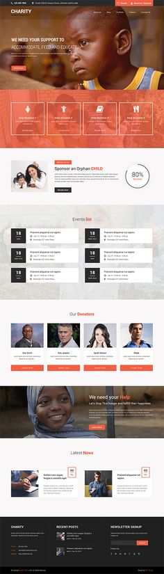 SKT Charity Responsive WordPress Themes http://www.sktthemes.net/shop/charity-wordpress-theme/