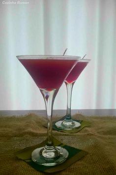 drink de sorbet melancia - melancia, vodka, e pronto