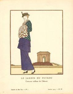 1914 Gazette du Bon Ton
