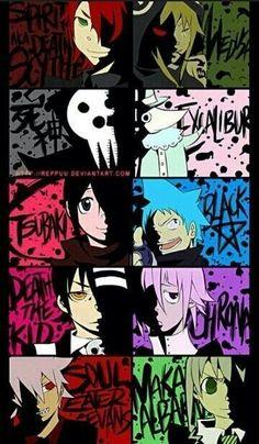 Soul eater is my favorite anime! Anime Soul, I Love Anime, Awesome Anime, All Anime, Me Me Me Anime, Manga Anime, Fanarts Anime, Otaku, Top Anime Series