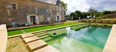 Wild Swimming in France - Clear Water Revival