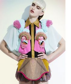 AMFI - Amsterdam Fashion Institute – take its graduate collections to London for Graduate Fashion Week