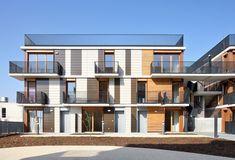 Valenton Housing,© Filip Dujardin