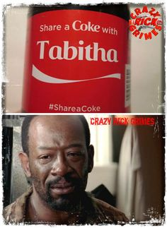 Morgan, TWD S6 E4 'Here's Not Here' (RIP Tabitha the Goat)