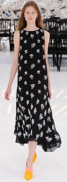 Christian Dior Haute Couture Autumn 2014