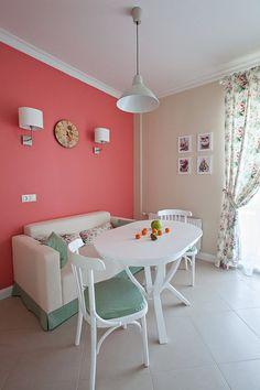 Фотография - Кухня и столовая, стиль: Кантри | InMyRoom.ru