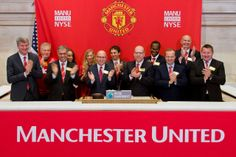 Manchester United shares listed on NYSE secured by Baron Capital