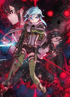 """Dossier des animes été 2014: """"Sword Art Online II"""" - Wakanim.TV"""