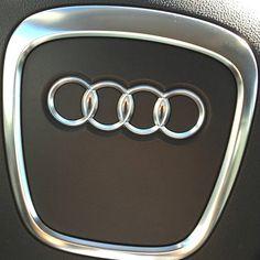 My baby Audi!